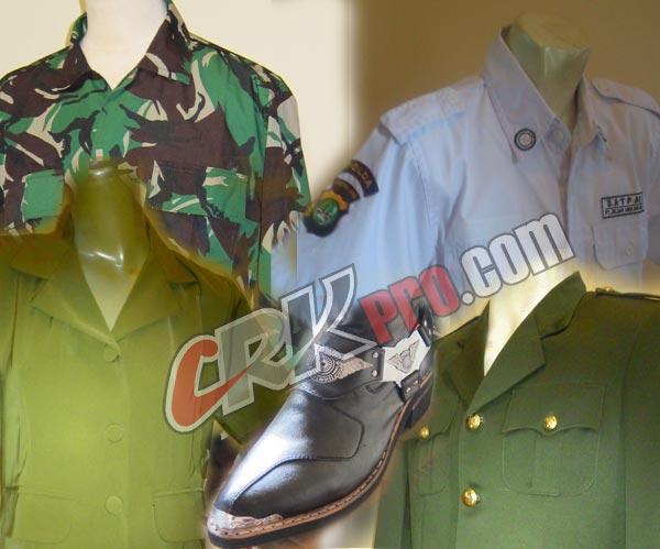 Penjahit Konveksi Baju Seragam Pakaian Dinas Harian Pdh Seragam Pakaian Dinas Lapangan Pdl Baju Pakaian Dinas Upacara Pdu Militer Tni Polisi Polri Dan Produsen Sepatu Satpam Security Pdh Pdl Sepatu Polisi